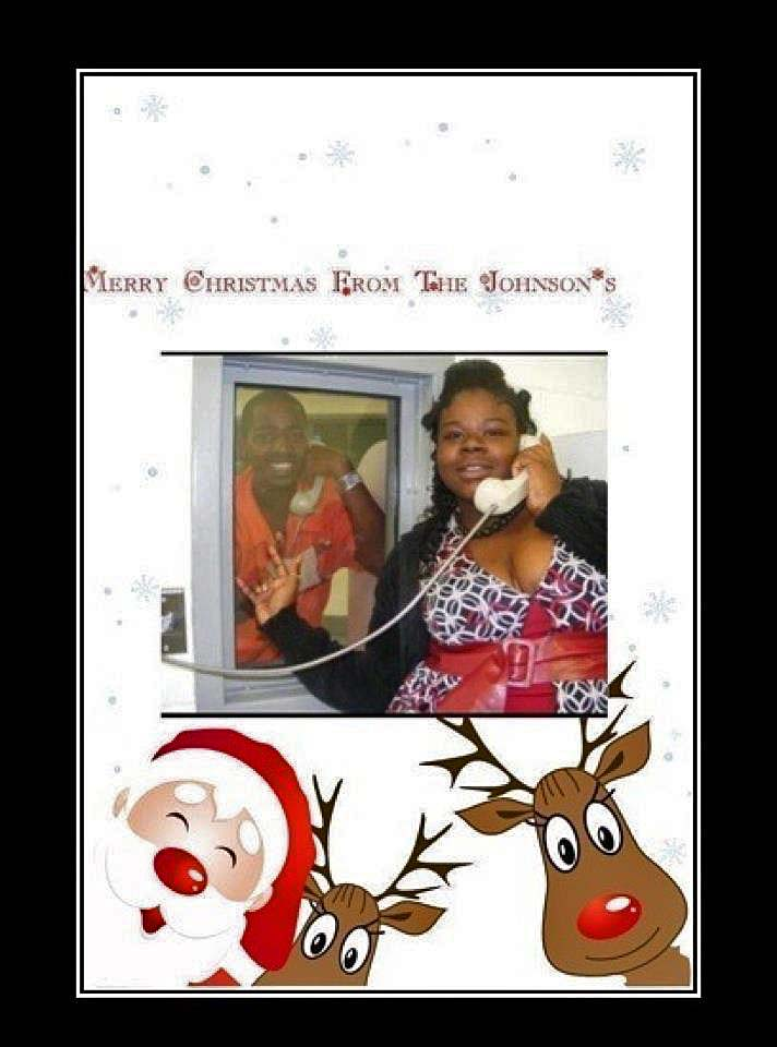 Merry Christmas from prison